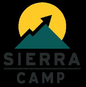 SierraCamp Logo Vertical Transparent